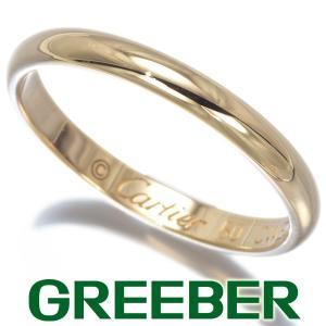 カルティエ リング 指輪 ウェディング 50号 K18YG BLJ 大幅値下げ品|greeber01