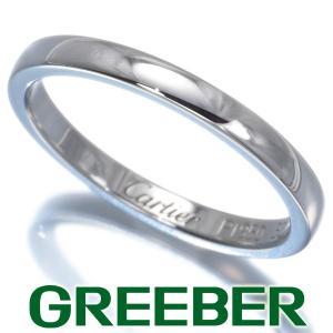 カルティエ リング 指輪 ウェディング 50号 Pt950/プラチナ BLJ 大幅値下げ品|greeber01