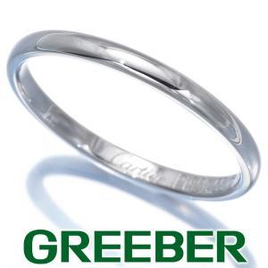 カルティエ リング 指輪 クラシックウェディング 55号 Pt950/プラチナ BLJ 大幅値下げ品|greeber01