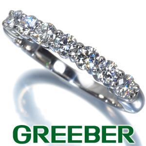 ティファニー リング 指輪 ダイヤ ダイヤモンド エンブレイス シェアドプロングセッティング 3.0mm 9号 Pt950/プラチナ BLJ|greeber01