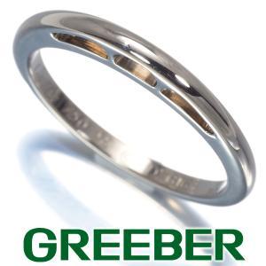 カルティエ リング 指輪 チャーム 52号 K18WG BLJ|greeber01