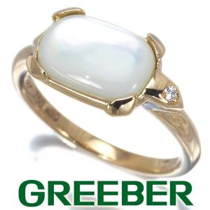カルティエ リング 指輪 シェル ダイヤ ダイヤモンド トーチュ 50号 K18YG BLJ 大幅値下げ品|greeber01