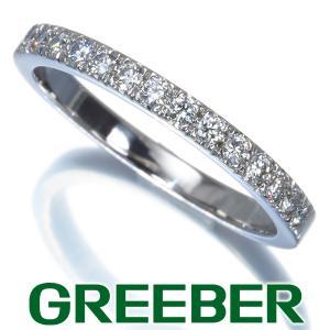 ティファニー リング 指輪 ダイヤ ダイヤモンド ノヴォ ハーフエタニティ 10号 Pt950/プラチナ BLJ 大幅値下げ品|greeber01