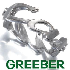 カルティエ リング 指輪 ダイヤ ダイヤモンド シグネチャー 50号 K18WG BLJ|greeber01