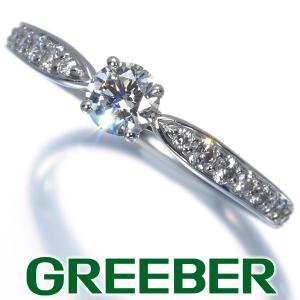 ティファニー リング 指輪 ダイヤ ダイヤモンド 0.23ct ハーモニー 10号 Pt950/プラチナ BLJ|greeber01