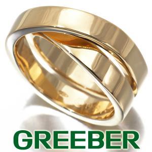 カルティエ リング 指輪 パリ 52号 K18YG BLJ|greeber01