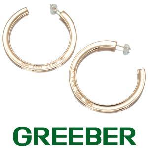 ティファニー ピアス 1837 フープ ルベドメタル BLJ|greeber01