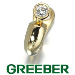 カルティエ イヤリング ダイヤ ダイヤモンド 片耳 K18YG BLJ|greeber01