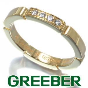 カルティエ リング 指輪 ダイヤ ダイヤモンド マイヨンパンテール 49号 K18YG BLJ|greeber01