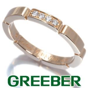 カルティエ リング 指輪 ダイヤ ダイヤモンド マイヨンパンテール 50号 K18PG BLJ|greeber01