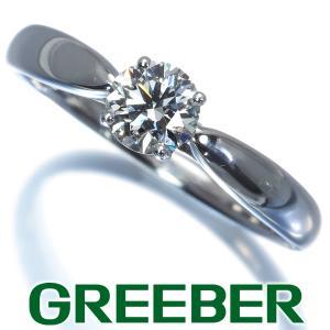 ティファニー リング 指輪 ダイヤ ダイヤモンド 0.40ct ハーモニー 11号 Pt950/プラチナ BLJ|greeber01