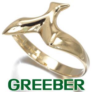 ティファニー リング 指輪 10.5号 K18YG BLJ|greeber01