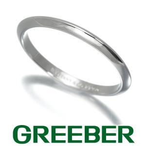 ティファニー リング 指輪 ナイフエッジ 11.5号 Pt950/プラチナ BLJ|greeber01