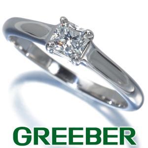 ティファニー リング 指輪 ダイヤ ダイヤモンド 0.30ct ルシダ ソリティア 10号 Pt950/プラチナ BLJ|greeber01