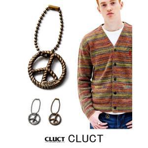 CLUCT / 定番キーホルダー greed