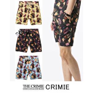 CRIMIE / スイムショーツ(水着・街穿き可)|greed