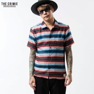 CRIMIE / 半袖サラッペシャツ|greed