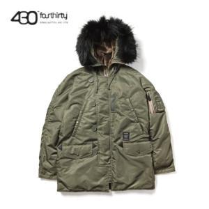 430 AVIREX別注 N3-Bジャケット|greed