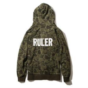 RULER フーディー|greed
