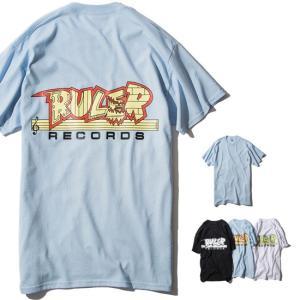 RULER 半袖ポケットTシャツ|greed