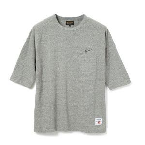 TOYPLANE 1/2袖ポケットTシャツ|greed