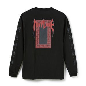 TOYPLANE 長袖Tシャツ|greed