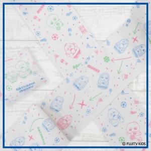 【送料無料】ガチャピン・ムック(サッカー)トイレットペーパー 3枚重ね 96ロール (12ロール×8パック) トイレットロール シトラスの香り green-consumer-shop 03