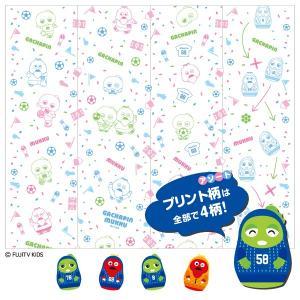 【送料無料】ガチャピン・ムック(サッカー)トイレットペーパー 3枚重ね 96ロール (12ロール×8パック) トイレットロール シトラスの香り green-consumer-shop 04