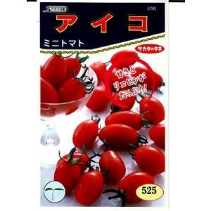 ミニトマト種 サカタ交配・・・アイコ・・・<サカタのタネのミニトマト品種です。種のことならグリーンデポ>|green-depo-1