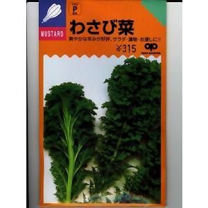 わさび菜 |green-depo-1