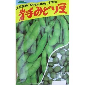 岩手みどり豆  佐藤政行種苗の晩生エダマメ品種です。|green-depo-1