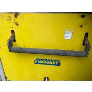 中古圧縮機 NCP100S 圧縮減容梱包機 プレスキー Bishamon|green-eco-kk