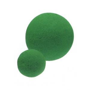 アクアボール6 1箱:6個入:ブライディネットミディアムサイズ用:ブーケ(花束)用吸水フォーム