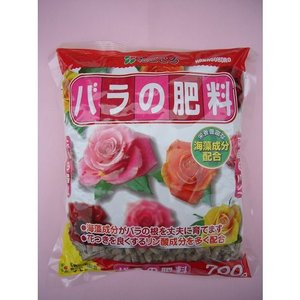 園芸肥料 バラの肥料 700g