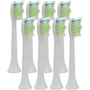 フィリップス ソニッケアー対応 ダイヤモンドクリーン HX6064 HX6062 電動歯ブラシ用 互...