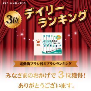 ブラウン オーラルB・フィリップス ソニッケアー 電動歯ブラシ対応 互換替え ブラシヘッド プレミアム会員セール 自由に選べる 2パック 福袋|green-shower|11