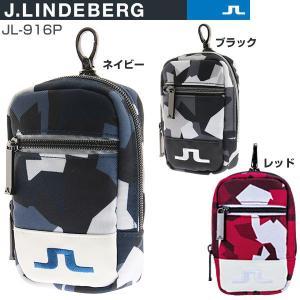 J.リンドバーグ ポーチ JL-916P J.LINDBERG GOLF ゴルフ用品 ゴルフバッグ ...