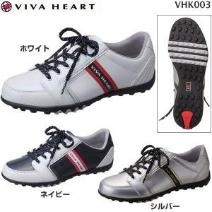 ビバハート レディース ゴルフシューズ スパイクレスシューズ VHK003