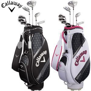 Callaway Golf Solaire レディース ウィメンズ 女性用 ゴルフセット ソレイル ...