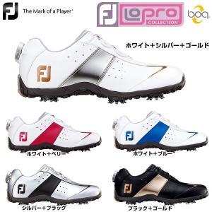 フットジョイ レディース ゴルフシューズ LoPro SPORT Boa 2016年モデル