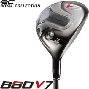 ロイヤルコレクション BBD V7 フェアウェイウッド ATTAS RC W60 カーボンシャフト