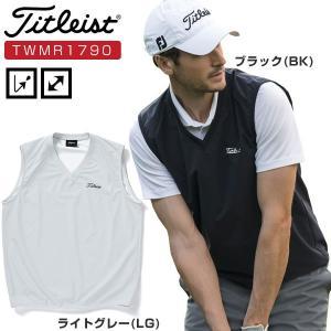 タイトリスト ゴルフウェア レインベスト TWMR1790 Titleist ゴルフ用品 メンズ 男...