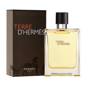 【For Men / メンズ】  ウッディなフレグランス、テールドゥ エルメス 。「TERRE」とは...