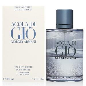 ジョルジオ アルマーニ アクア ディ ジオ プールオム リミテッド 100ML EDT SP / GIORGIO ARMANI|greengreen-y
