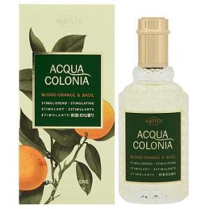 4711 アクアコロニア ブラッドオレンジ&バジル 50ML EDC SP|greengreen-y