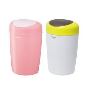 同梱不可 Combi(コンビ) 5層防臭おむつポット スマートポイ おむつ用ゴミ箱 ダストBOX オ...