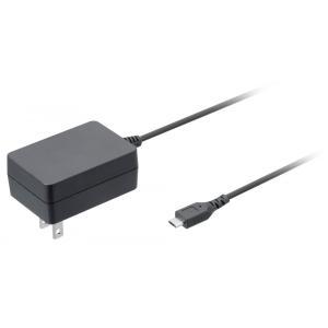 メーカー直販 microUSB充電ACアダプター 高出力2.1A GH-ACMBA-BK ブラック ACコンセント 急速 ac アダプタ 充電 グリーンハウス greenhouse-store