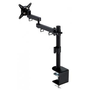・上下位置の調整は簡単レバーロック式 ・VESAマウント規格75mm/100mmに対応 ・しっかり固...