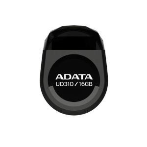 A-DATA USB2.0メモリ 16GB 「AUD310-16G-RBK」 超小型 ブラック