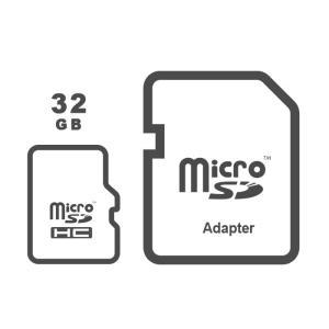 アウトレット microSDHCカード 32GB マイクロSD Class10 UHS1 グリーンハウス|greenhouse-store